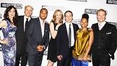 Clybourne Park Opening Night – Annie Parisse – Frank Wood – Damon Gupton – Christina Kirk – Jeremy Shamos – Crystal A. Dickinson – Brendan Griffin