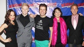 Newsical Opening-Leslie Kritzer- Tommy Walker- Perez Hilton – Christine Pedi- Michael West