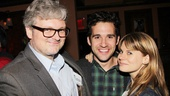 Carrie- Listening Party- John Ellison Conlee- Adam Chanler-Berat – Celia Keenan-Bolger