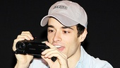 Newsies' Corey Cott captures all the Flea Market excitement for his new Broadway.com video blog, King of New York.