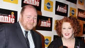 Annie- Liz McCartney - Tom Moynahan - Megan - Kiera