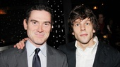 Vineyard Gala – March 18, 2013 – Billy Crudup – Jesse Eisenberg