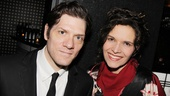 Vineyard Gala – March 18, 2013 – Adam Rapp – Erika Sheffer