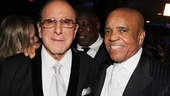 'Motown' Opening Night — Clive Davis — Berry Gordy