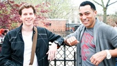 Broadway Besties — Stark Sands — Charl Brown