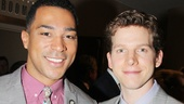 Broadway besties Charl Brown of Motown and Kinky Boots' Stark Sands have come a long way since becoming friends in college…they're both Tony nominees!