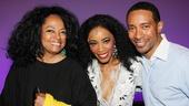 Diana Ross at 'Motown' — Diana Ross — Valisia LeKae — Charles Randolph-Wright