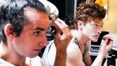 Pippin – Backstage Photos – Gregory Arsenal – Philip Rosenberg