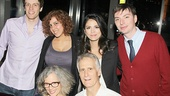 Jersey Boys – Eighth Anniversary – Owen Strong – Cayenne Douglass – Cecily Strong – Mike O'Brien – Laurel Strong – Ed Strong