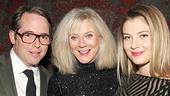 The Commons of Pensacola Opening Night – Matthew Broderick – Blythe Danner –Zoe Levin