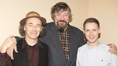Gypsy of the Year 2013 – Mark Rylance – Stephen Fry – Samuel Barnett