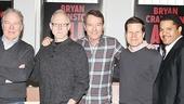 All The Way - Meet and Greet - Michael McKean - Robert Schenkkan - Bryan Cranston - Bill Rauch - Brandon J. Dirden