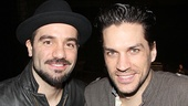 Meet Prisoner 24601 and Inspector Javert! Ramin Karimloo and Will Swenson will face off in the new musical.