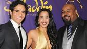 Aladdin - Opening - OP - 3/14 - Adam Jacobs - Courtney Reed - James Monroe Iglehart