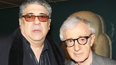 Bullets Over Broadway - Opening - OP - 4/14 - Vincent Pastore - Woody Allen