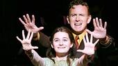 Emerson Steele as Young Violet & Ben Davis as Preacher in Violet
