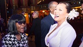 After Midnight - Backstage Visit - OP - 4/14 - Cicely Tyson - Vanessa WIlliams