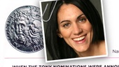 Tony Nominee Pop Quiz - Leigh Silverman