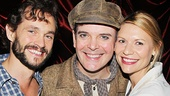 Dancy starred in Journey's End with Jefferson Mays, while Danes appeared in Pygmalion with him!