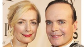 Tony Awards - OP - 6/14 - Jefferson Mays - Susan Lyons
