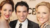 Tony Awards - OP - 6/14 - Jessie Mueller - Jarrod Spector - Anika Larsen