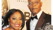 Tony Awards - OP - 6/14 - LaTanya Richardson Jackson - Samuel L. Jackson
