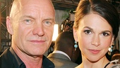 Tony Awards - OP - 6/14 - Sting - Sutton Foster