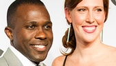 Tony Awards - OP - 6/14 - Joshua Henry - Cathryn Stringer - wife