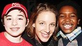 Kinky Boots - 10/14 - Jessie Mueller -  Cameron Colley - Douglas Baldeo