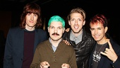 Hedwig and the Angry Inch - Meet and Greet - 10/14 - Justin Craig - Matt Duncan - Tim Mislock -  Peter Yanowitz