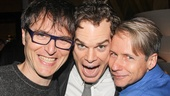 Hedwig and the Angry Inch - Opening - 10/14 - Stephen Trask - Michael C. Hall - John Cameron Mitchell