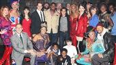 Kinky Boots - Backstage - 11/14 - Cast