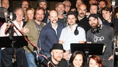 The Last Ship - Recording - 11/14 - Cast
