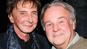 The Last Ship - Backstage - 12/14 - Barry Manilow - Fred Applegate