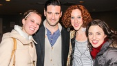 Into the Woods - Opening - 1/15 - Colin Donnell, Patti Murin - tk - tk
