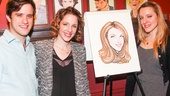 Beautiful - Sardi's - 1/15 - Andy Truschinski - Jessie Mueller - sister - Abby