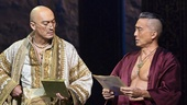 The King and I - Show Photos - 4/15 - Ken Watanabe - Paul Nakauch