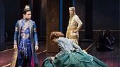 The King and I - Show Photos - 4/15 - Jon Viktor Corpuz - Kelli O'Hara - Ken Watanabe