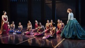 The King and I - Show Photos - 4/15 - Ruthie Ann Miles  - Kelli O'Hara