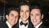 An American in Paris - opening - 4/15 - 	Brandon Uranowitz - Robert Fairchild - Max von Essen