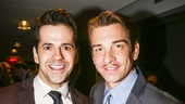 Tony Nominees - Brunch - 4/15 - Robert Fairchild - Andy Karl