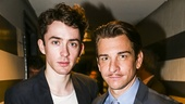 Tony Nominees - Brunch - 4/15 - Matthew Beard - Andy Karl