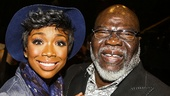 Chicago - Backstage - 5/15 - Brandy Norwood - Bishop T.D. Jakes