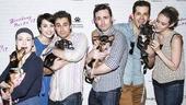 Broadway Barks  - 7/15 - Veanne Cox - Leanne Cope - Brandon Uranowitz - Max von Essen - Robert Fairchild - Jill Paice