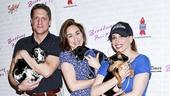 Broadway Barks  - 7/15 - Christopher Sieber - Alison Luff - Lesli Margherita