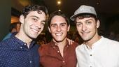Fun Home - Actors Fund performance - 8/15 - Dustin Layton- Justin Scribner - Garen Scribner -