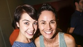 Fun Home - Actors Fund performance - 8/15 - Leanne Cope and Beth Malone