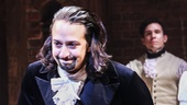 Hamilton - Opening - 8/15 - Lin-Manuel Miranda