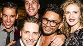 Mamma Mia! - Closing - 9/15 - Patrick Ortiz, Ben Gettinger, Andy Kelso, Isaac Calpito, Samantha Eggers