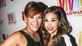 Viva Broadway - Benefit Concert - Gloria Estefan - Miami Sound Machine - 9/15 - Doreen Montalvo, Bianca Marroquin